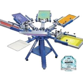 KRUZER – MANUAL SCREEN PRINTING PRESS (M&R)